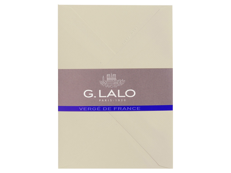 G. Lalo Champange Envelope 4.5X6.25 IN