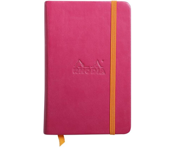 Rhodia Rhodiarama Notebook 3x5 Cherry Lined