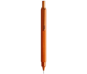 RHODIA MECHANICAL PENCIL 0.5MM ORANGE