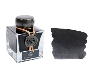 J. HERBIN 1670 INK 50ML BOTTLE GREY EDITION