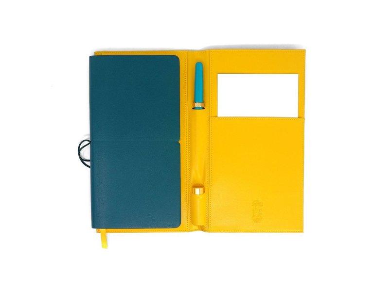 Ferris Wheel Press Nothing Left Folio Mustard Yellow