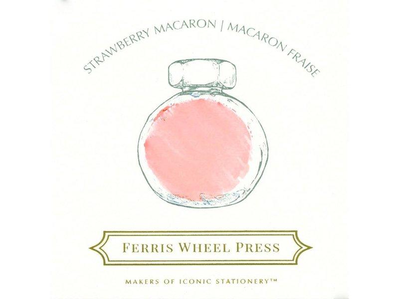 Ferris Wheel Press Strawberry Macaron 85ML Ink