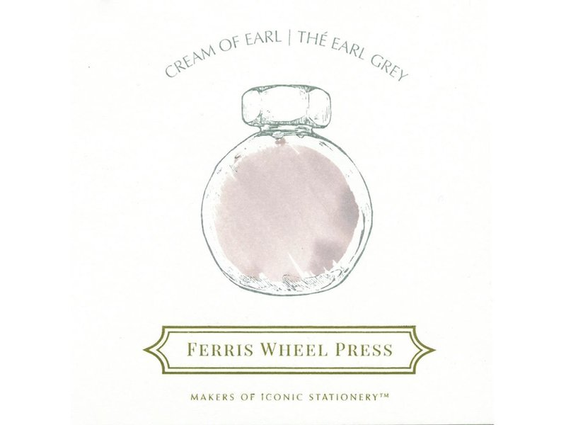 Ferris Wheel Press Cream of Earle 85ML Ink