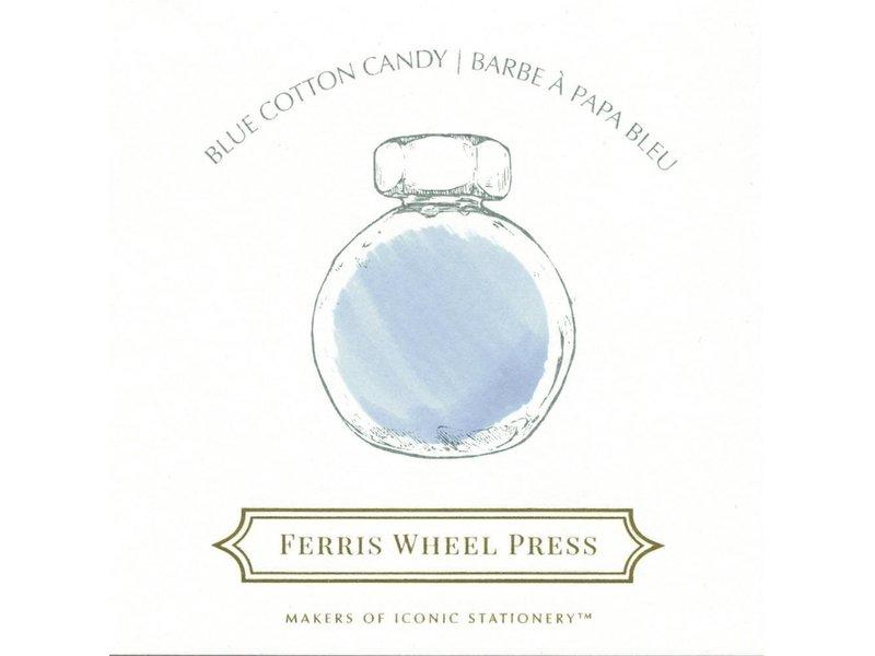 Ferris Wheel Press Blue Cotton Candy 85ML Ink
