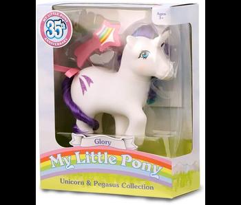 My Little Pony: Retro 35th Anniversary Edition Unicorn & Pegasus Collection: Glory
