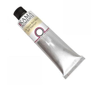 KAMA PIGMENTS ARTIST OIL 125ML BUFF TITANIUM