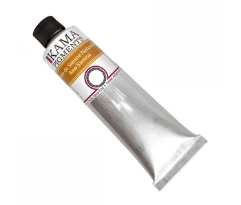 KAMA PIGMENTS ARTIST OIL 125ML RAW SIENNA