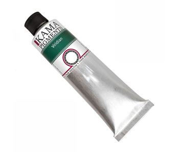 KAMA PIGMENTS ARTIST OIL 125ML VIRIDIAN