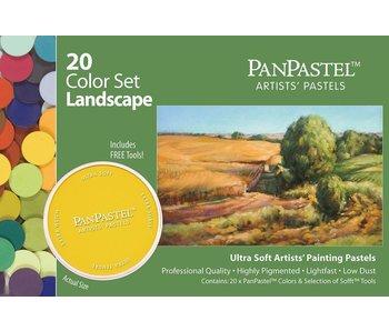 PanPastel 20 Colour Set Landscape