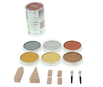 PanPastel Metallics 6 Colour Set