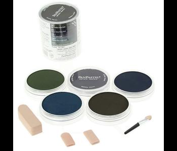 PanPastel 5 Colour Set Extra Dark Shades Shadows
