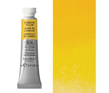 W&N ARTIST'S WATER COLOUR 5ML CADMIUM YELLOW