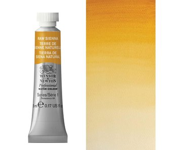 W&N ARTIST'S WATER COLOUR 5ML RAW SIENNA