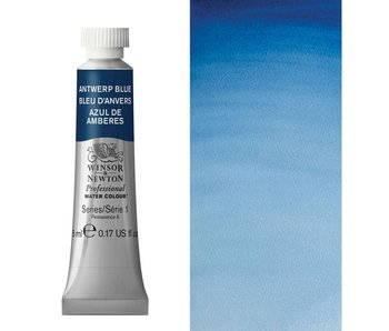 W&N ARTIST'S WATER COLOUR 5ML ANTWERP BLUE