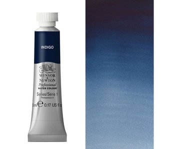 W&N ARTIST'S WATER COLOUR 5ML INDIGO