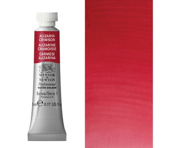 W&N ARTIST'S WATER COLOUR 5ML ALIZARIN CRIMSON