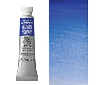 W&N ARTIST'S WATER COLOUR 5ML FRENCH ULTRAMARINE