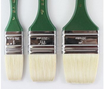 HJ SERIES 119 FINE HOG BRISTLE BRUSH #1""