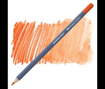 Goldfaber Aqua Watercolor Pencil - #115 Dark Cadmium Orange