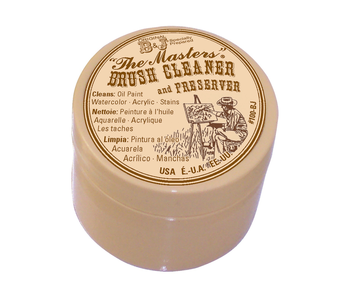"""The Masters"""" Brush Cleaner and Preserver  1oz size"""