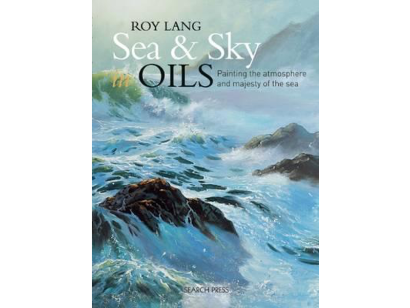 SEA AND SKY IN OILS BOOK