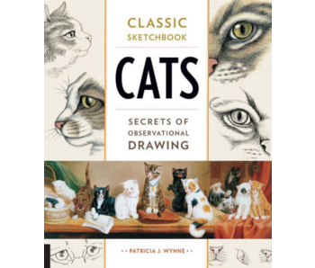 CLASSIC SKETCHBOOK CATS SECRETS OF OBSERVATIONAL DRAWING