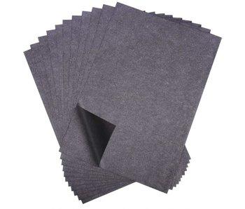 SPEEDBALL GRAPHITE TRANSFER PAPER 20x26 INDIVIDUAL SHEETS