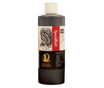 Speedball Super Black India Ink 500ml