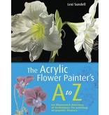 Acrylic FLOWER Paint A-Z