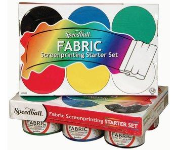 Speedball Fabric Starter Kit