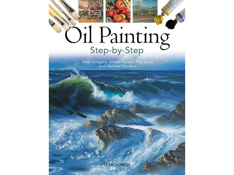 OIL PAINTING STEP-BY-STE