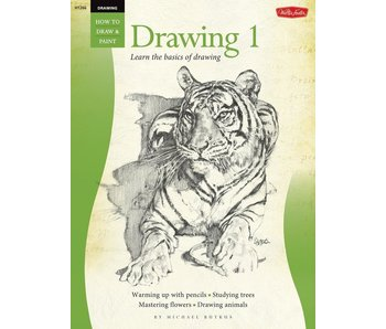 HOW TO DRAW AND PAINT DRAWING 1