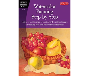 ARTIST'S LIBRARY WATERCOLOR PAINTING STEP BY STEP