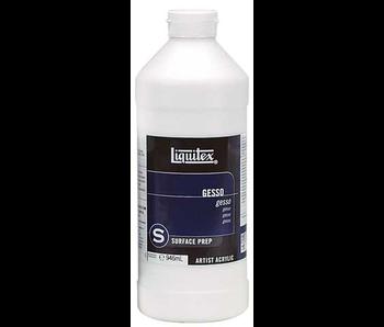 Liquitex White Gesso - 237ml (8 oz)