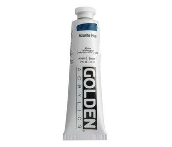 Golden 2Oz Azurite Hue Heavy Body Series 1 Artist Acrylic Paint