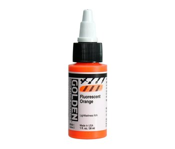 Golden High Flow 1oz Fluorescent Orange Series 5