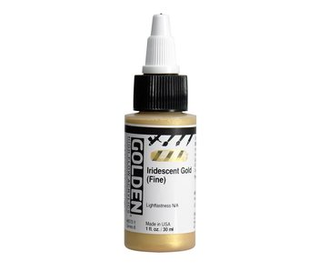 Golden High Flow 1oz Iridescent Gold (Fine) Series 6