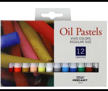 Oil Pastel Set 12 Color
