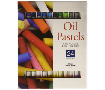 Oil Pastel Set 24 Color Set