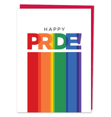 DESIGN WITH HEART CARD - LOVE AND FRIENDSHIP - HAPPY PRIDE
