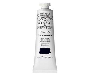 WINSOR NEWTON 37ML OIL BLUE BLACK
