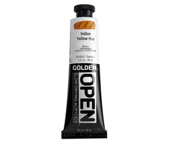 Golden Open 2Oz Indian Yellow Hue Series 4 Acrylic