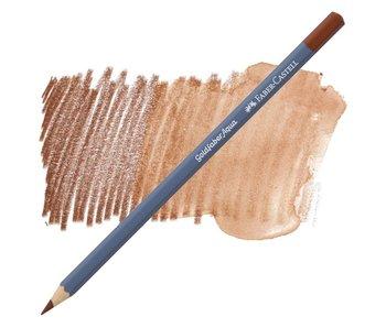 Goldfaber Aqua Watercolor Pencil - #283 Burnt Sienna
