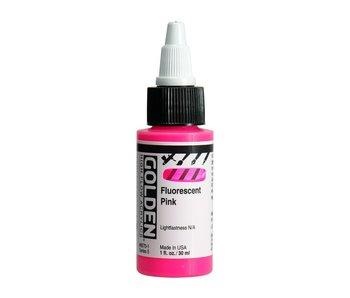 Golden High Flow 1oz Fluorescent Pink Series 5