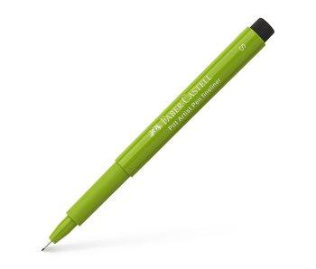 Faber Castell Pitt Artist Pen May Green