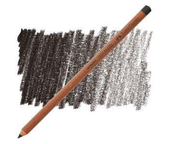 Faber Castell Pitt Pastel Pencil Dark Sepia