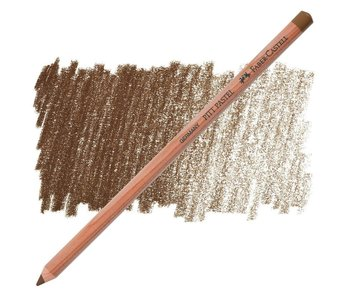 Faber Castell Pitt Pastel Pencil Walnut Brown 179