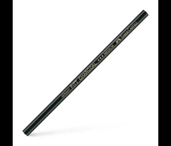 Faber Castell Pitt Natural Charcoal Pencil Medium