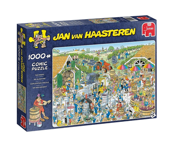 Jan Van Haasteren 1000 Piece The Winery Puzzle