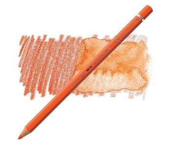 Faber Castell 115 Dark Cadmium Orange Durer Watercolor Pencil